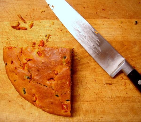 Cake Sal Ef Bf Bd Tomates S Ef Bf Bdch Ef Bf Bdes Olives